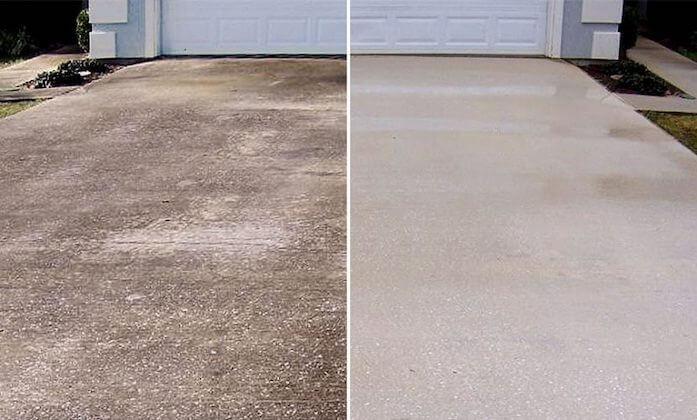 el monte driveway cleaning