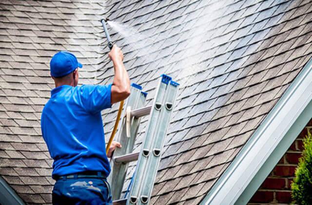 el monte roof cleaning