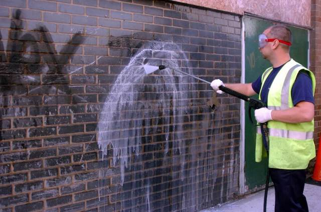graffiti removal in el monte